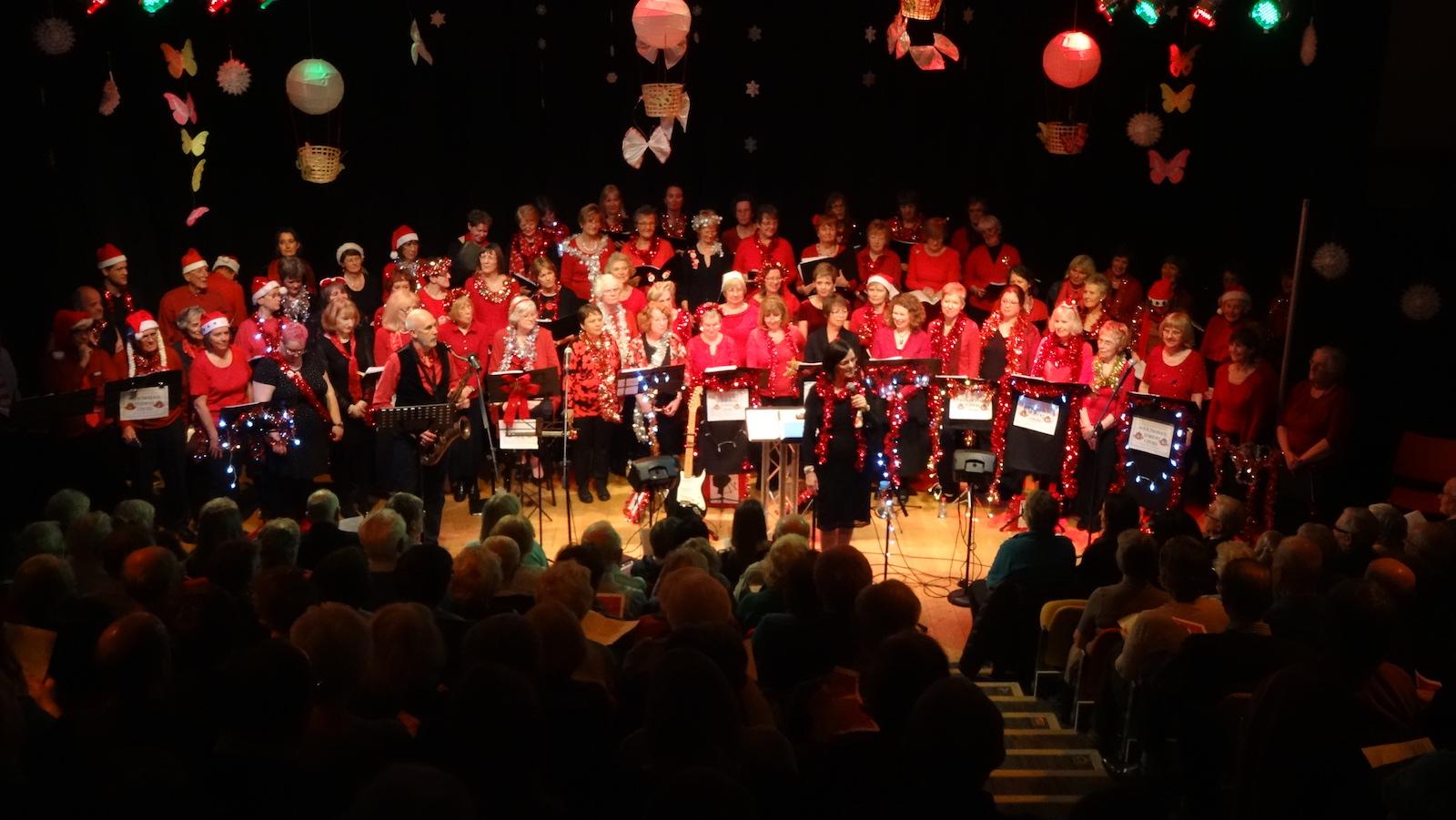 Winchester Fusion Choir
